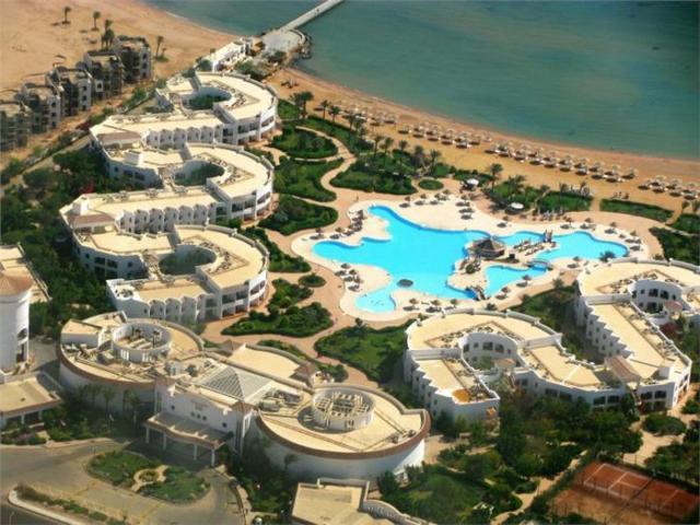 Grand Seas Hostmark Resort