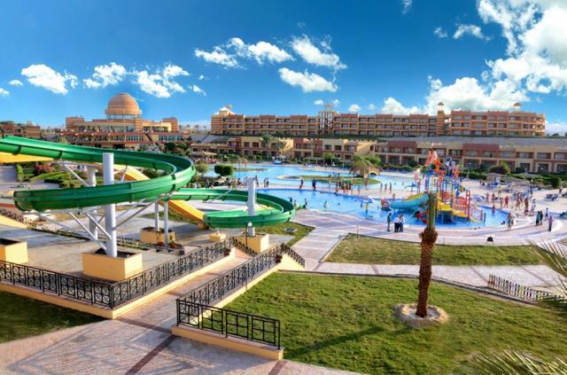 El Malikia Abu Dabbab Resort