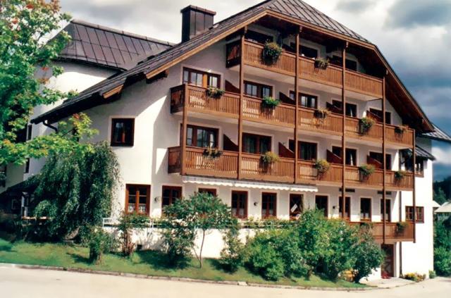 Apartmány Russbach