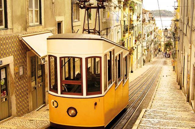 Nostalgická Lisabon