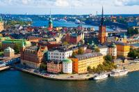 Fly and Sleep - Stockholm - Scandis Victoria Tower