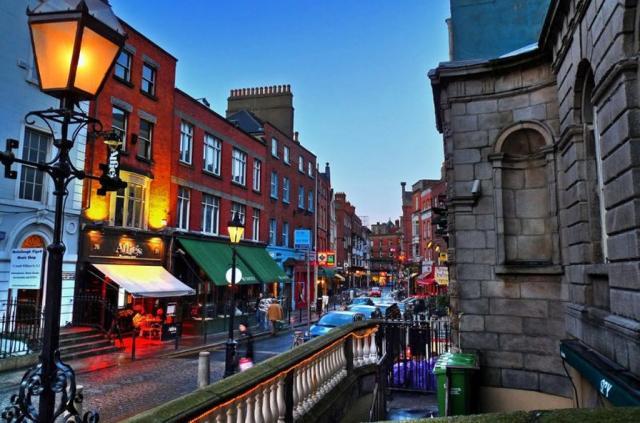 Fly and Sleep - Dublin - City Inn
