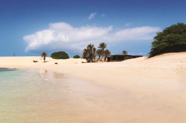 Kombinace ostrovů Boa Vista - Sal (Riu Karamboa a Riu Palace Cabo Verde)