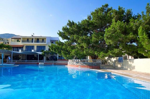Aroma Creta Hotel And Apartments
