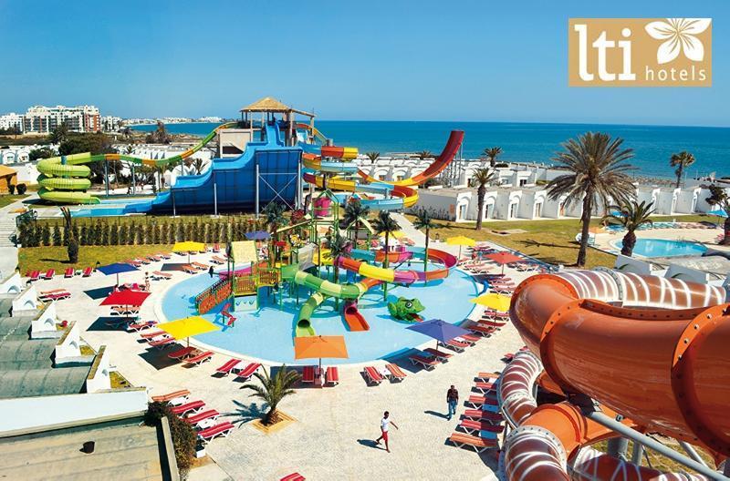 LTI Thalassa Sousse Resort & Aquapark