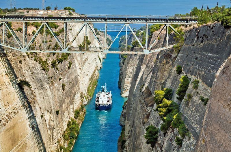 Skvosty Attiky a Peloponésu + pobyt u moře (King Saron)