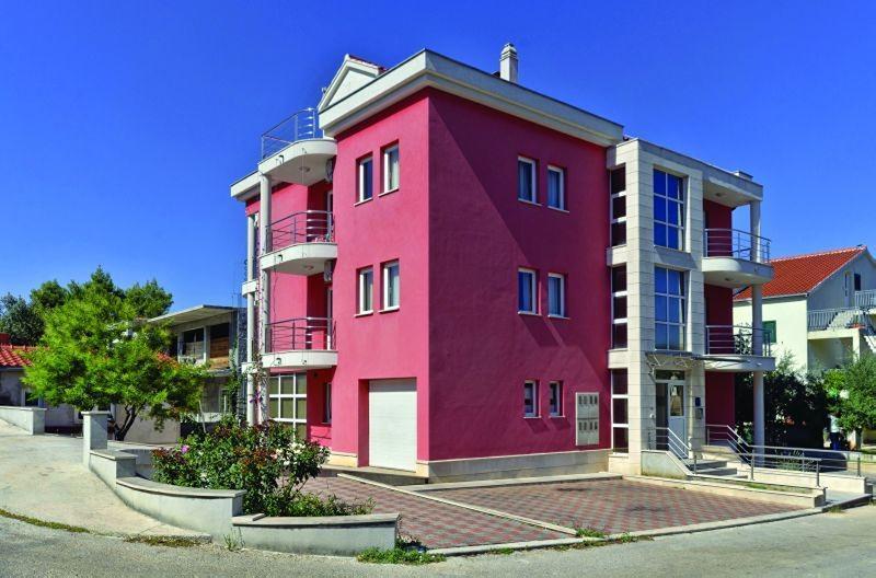 Apartmány Zaninovic