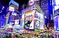 SILVESTR V NEW YORKU - MĚSTO KTERÉ NIKDY NESPÍ