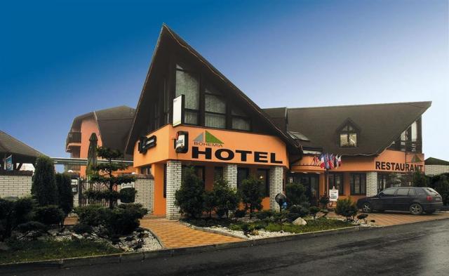 Relax pro seniory ve Wellness hotelu Bohemia