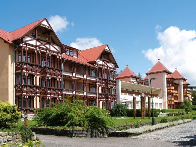 Léčebný pobyt Relax v hotelu Branisko