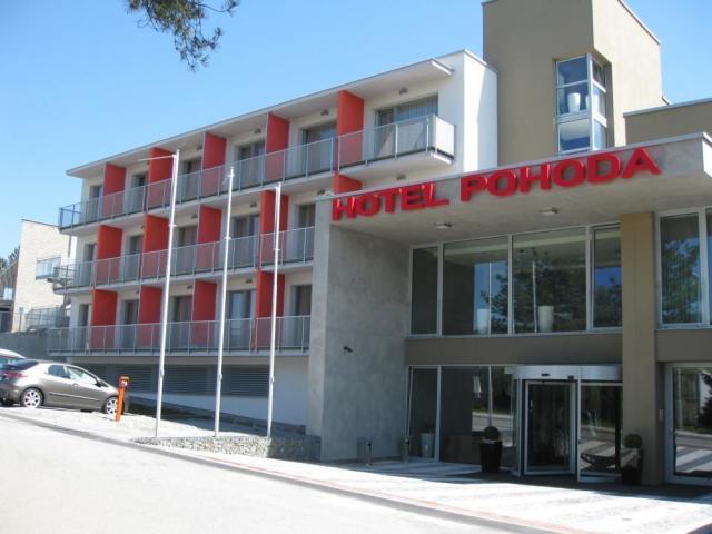 Pohoda na zkoušku ve Wellness hotelu Pohoda