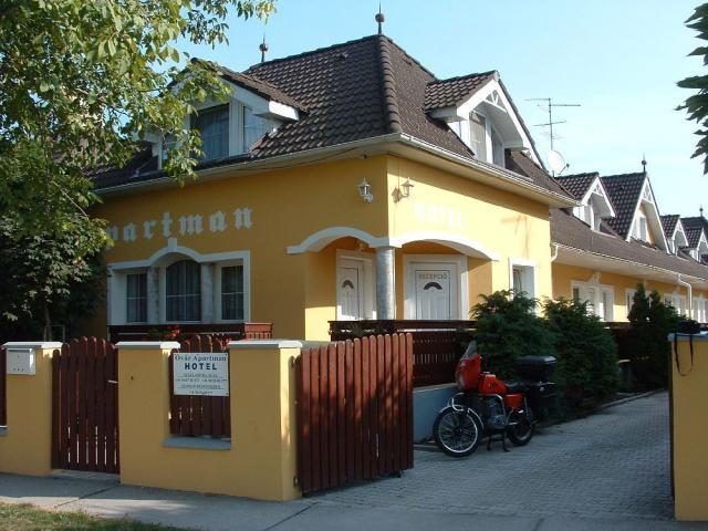 Apartmánový penzion Óvár