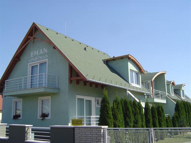 Apartmány Eman