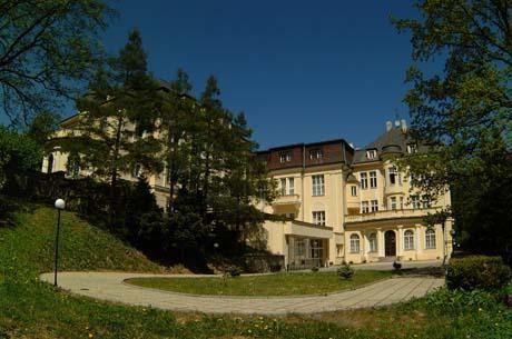 Lázeňské sanatorium Moravan
