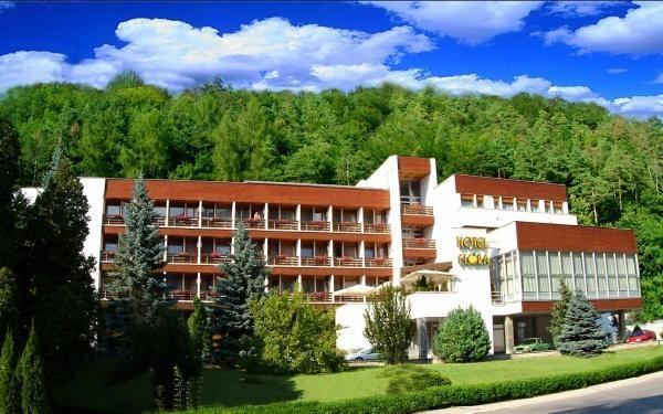 Senior pobyt v hotelu Flóra