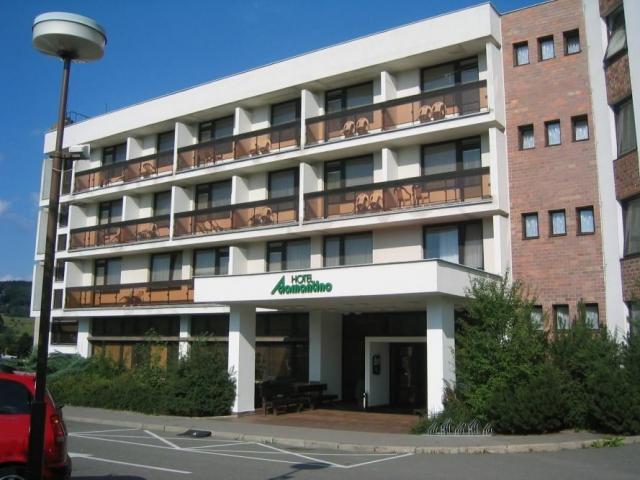 Relaxační pobyt v hotelu Adamantino