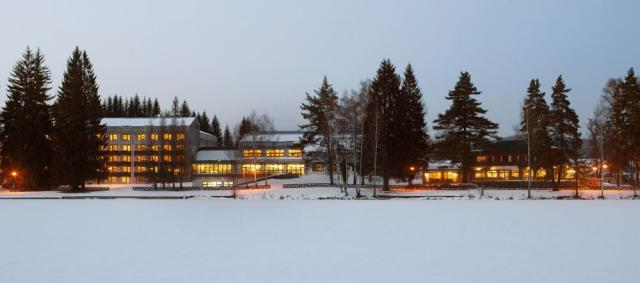Romantická Vysočina v OREA Resortu Devět Skal