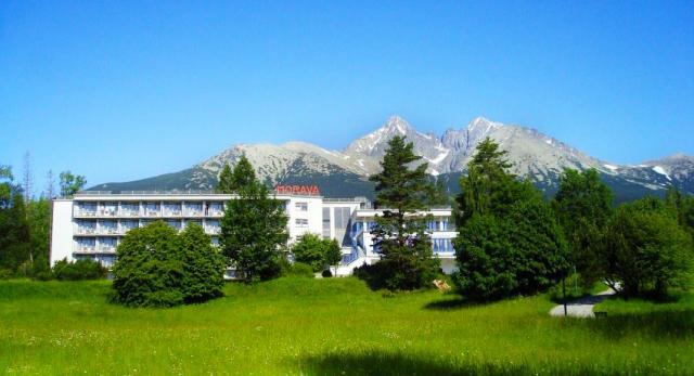 Senior pobyt 55+ v hotelu Morava