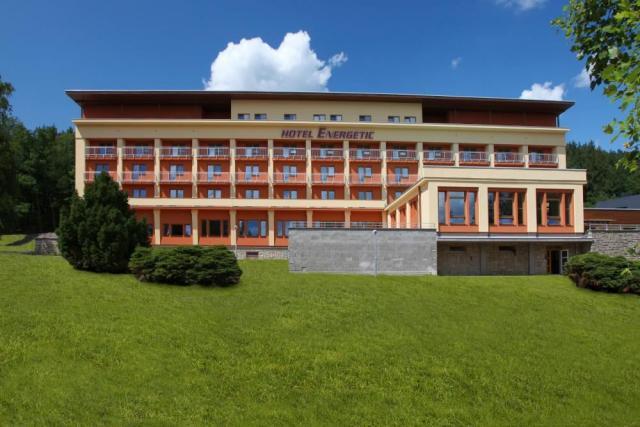 Energy pobyt ve wellness hotelu Energetic