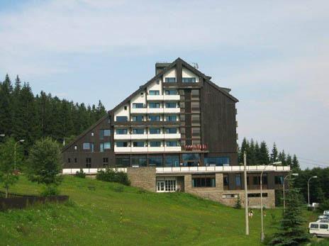 Relax a pohoda v OREA Wellness Hotelu Horizont