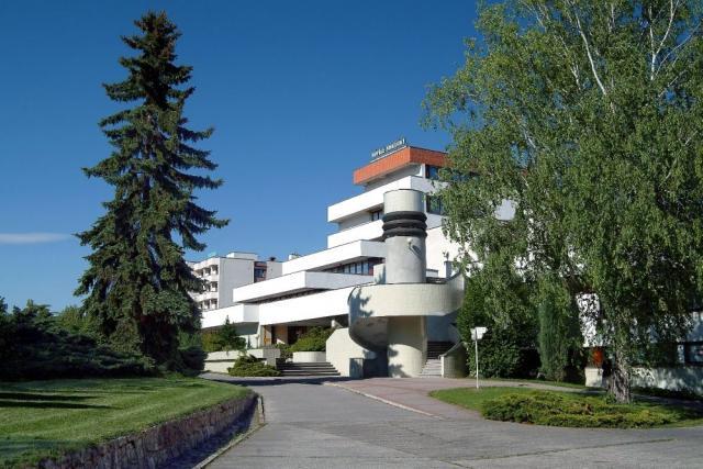 Lázeńský hotel Centrál