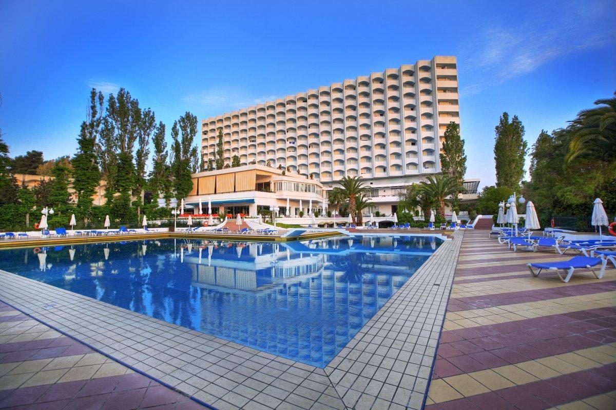 Hotel & Bungalovy Pallini Beach