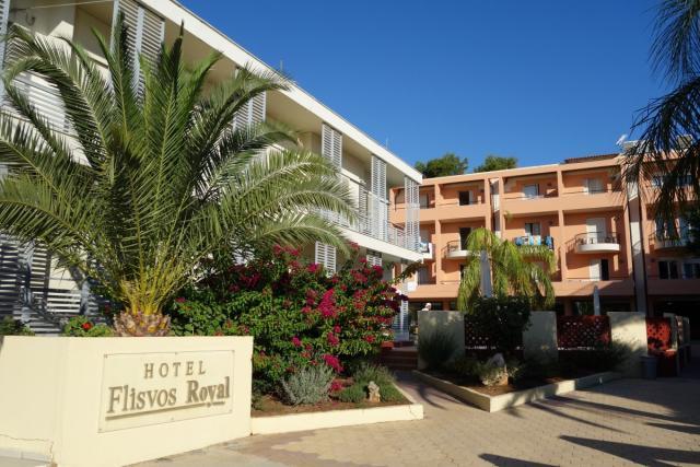 12-denní tradiční poznávací zájezd s kombinovanou přepravou - Flisvos  Hotel