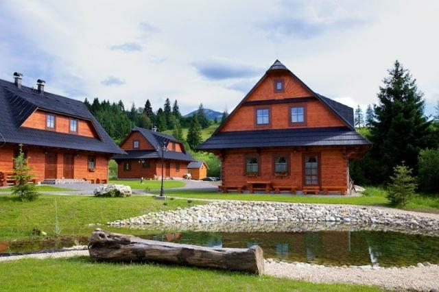 Dřevěnice Zuberec