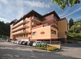 Wellness hotel Ambra - Nejen o víkendu