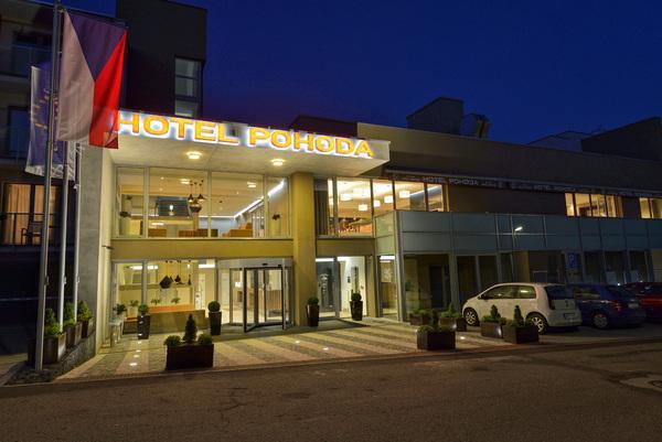 Luhačovice - Hotel Pohoda - Relax víkend (3noci)