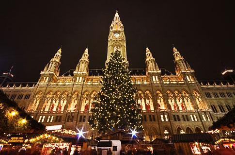 Adventní svátky - Vídeň