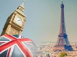 Zájezdy pro kolektivy: Přes Paříž do Londýna