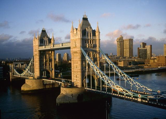 Zájezdy pro kolektivy: Londýn