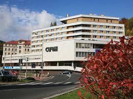 Jáchymov, Hotel Curie: Relax klasik