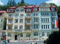 Jáchymov, Hotel Astoria: Víkend pro zdraví
