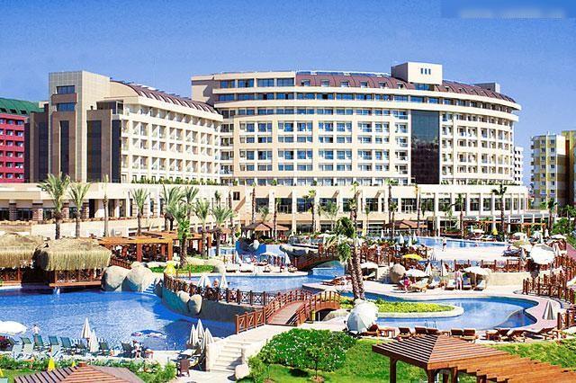 Fame Residence dovolená v Turecku