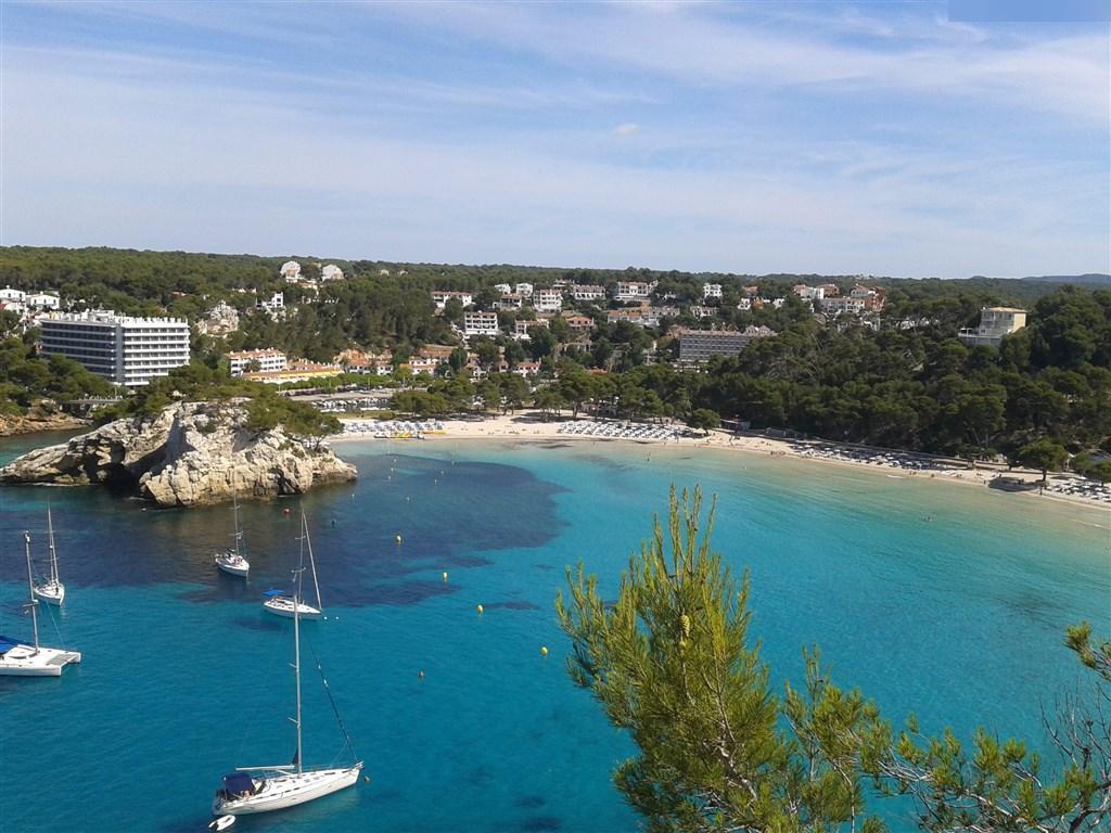 Hotel 4* Menorca pro seniory