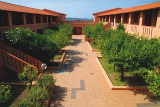 No name hotel 4* Sardinie pro seniory 55+