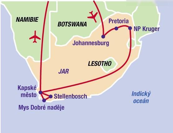 To nejlepší z Jihoafrické republiky
