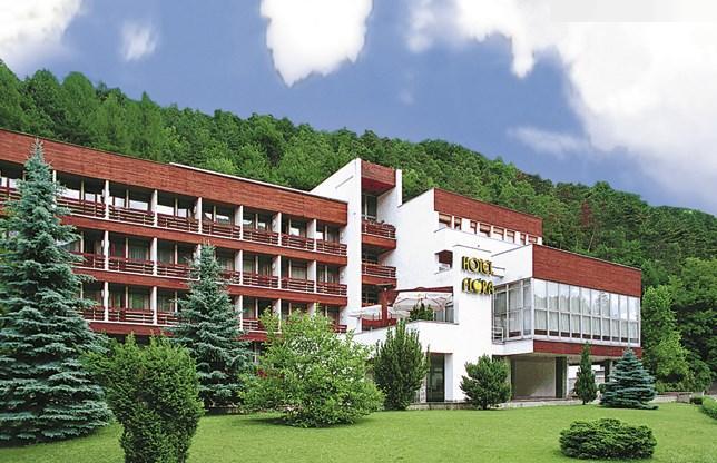 Flora, Trenčianské Teplice