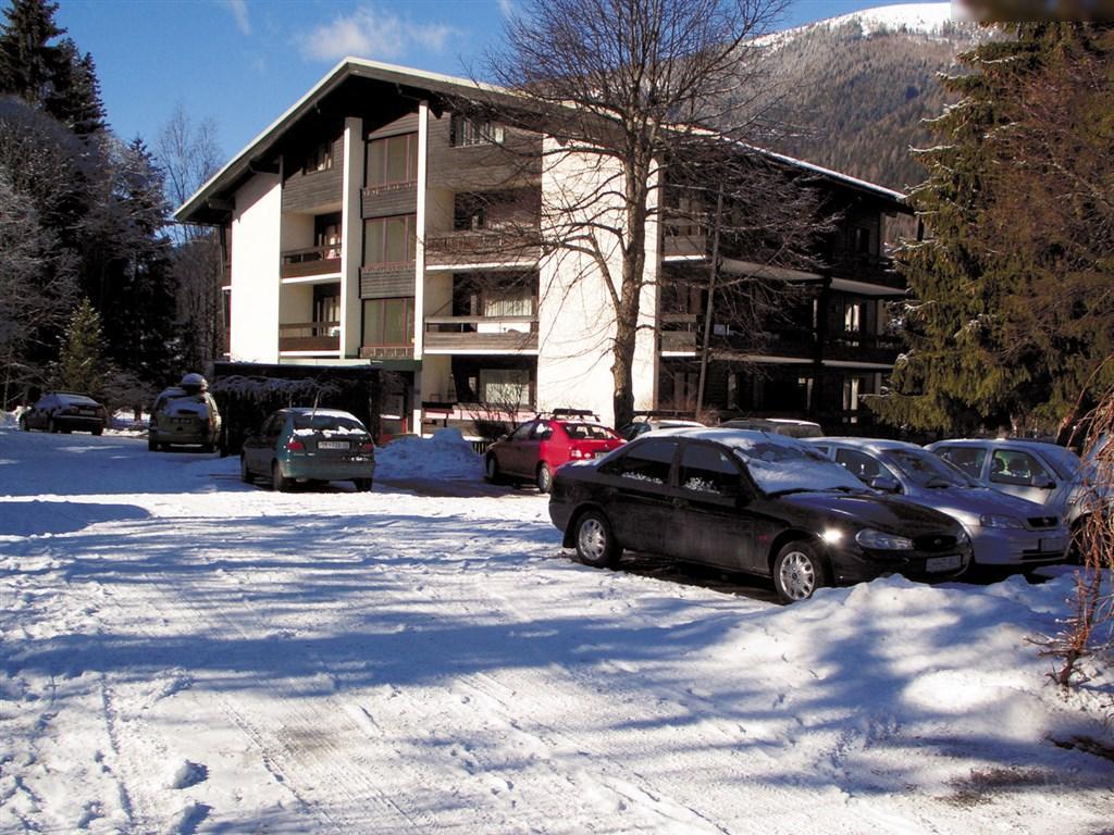 Apartmánové domy Reichl