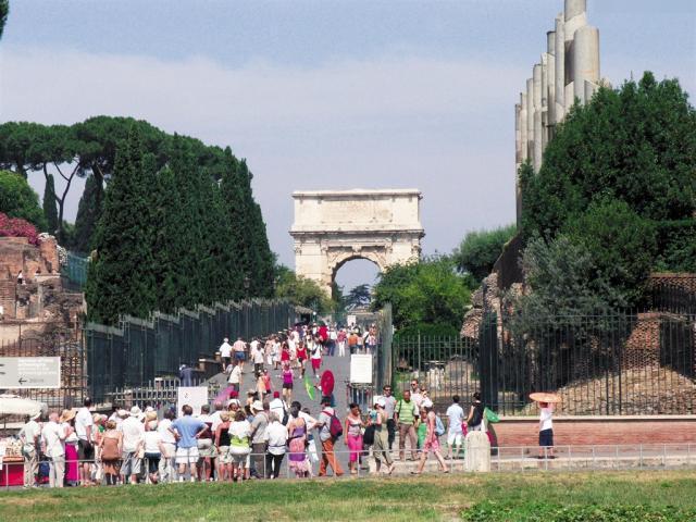 Římské předjaří