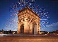 Silvestr v Paříži - hotel EUROPE CLICHY