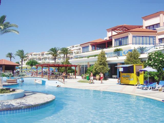 hotel Rhodos Princess dovolená v Řecku dítě zcela zdarma