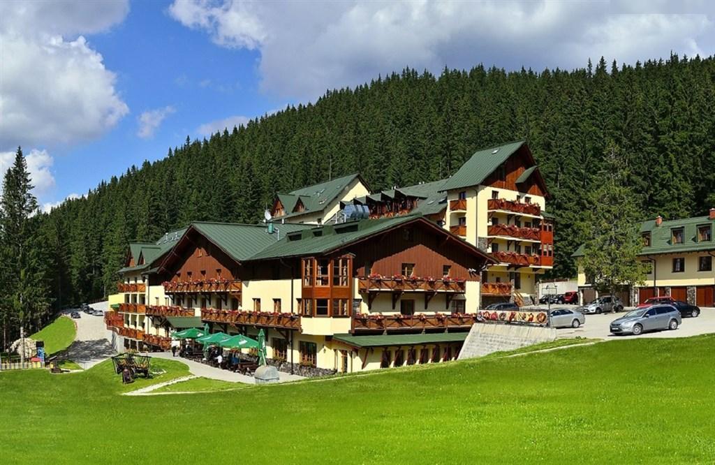 Ski & Wellness Residence Družba