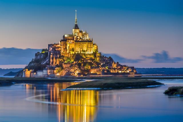 Údolím Loiry do Normandie a na ostrov Jersey