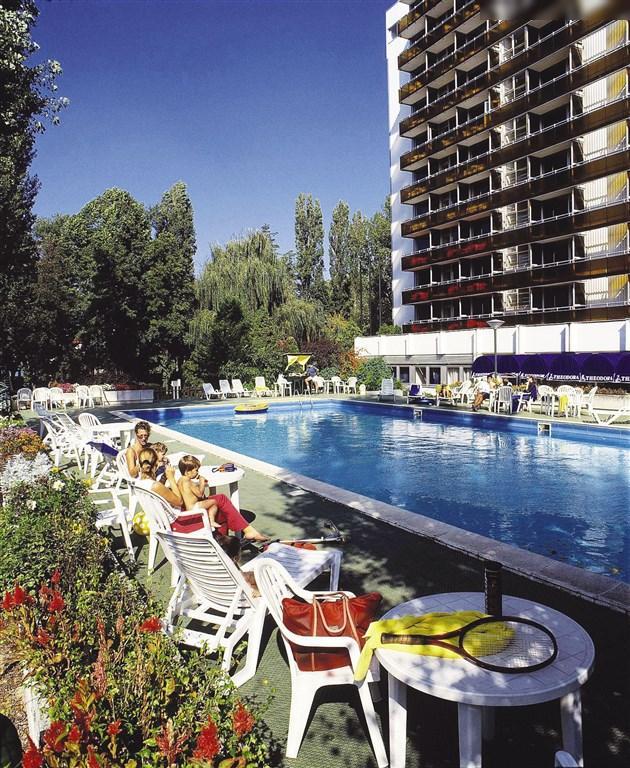 Club hotel Siófok