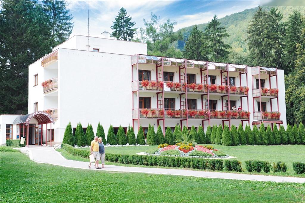 Lázeňské hotely