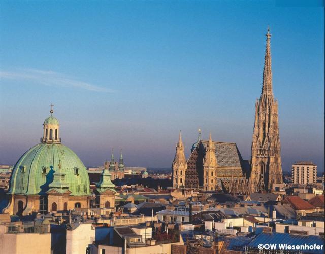 Víkendy ve Vídni