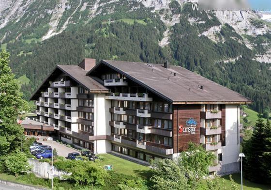 Sunstar Grindelwald